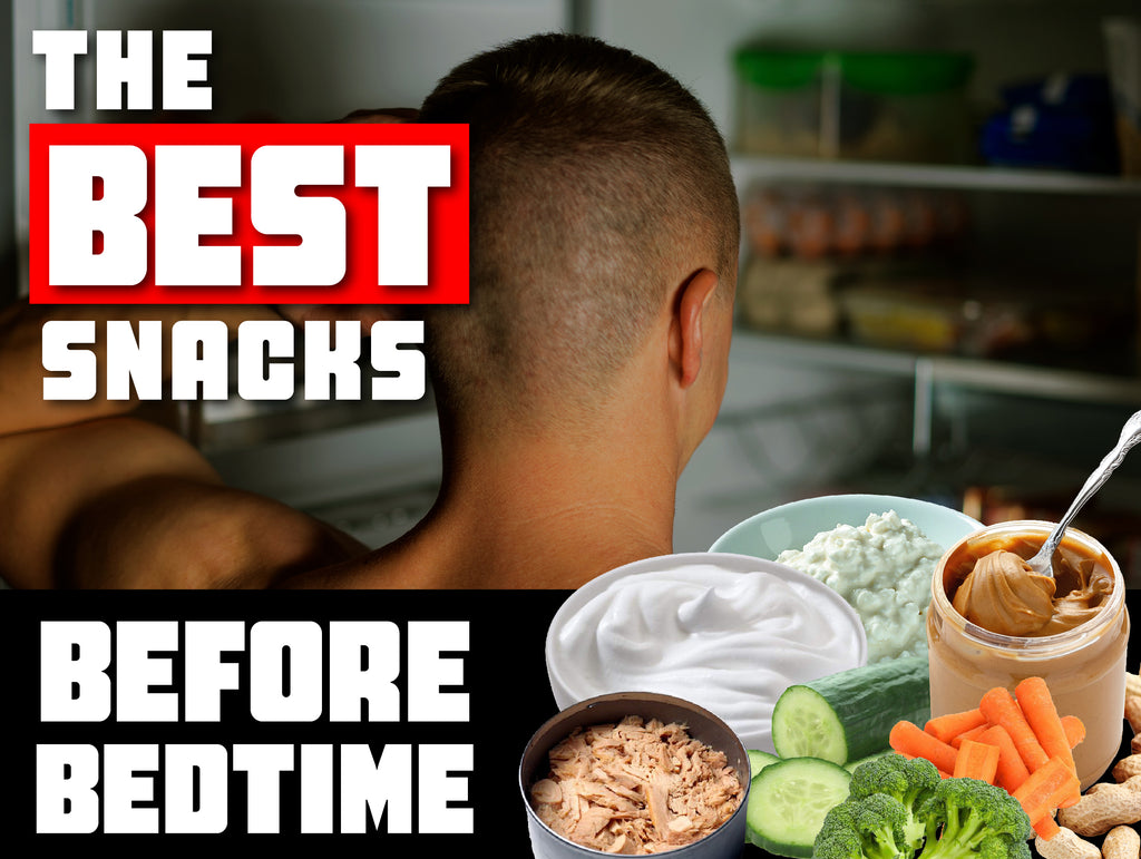 The Best Snacks Before Bedtime!