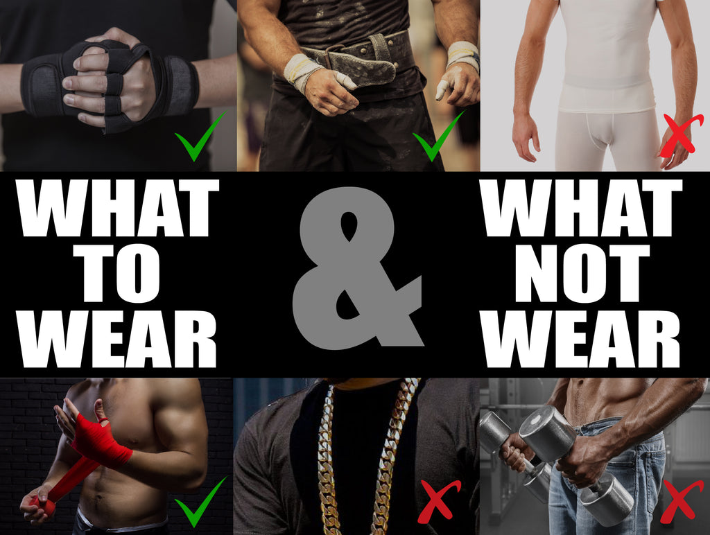 What To Wear and What Not To Wear?