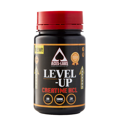 LEVEL UP Creatine HCL