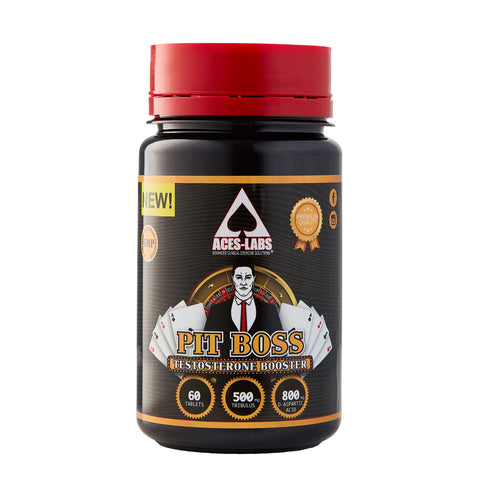 PIT BOSS Testosterone Booster