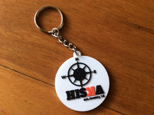 Load image into Gallery viewer, Hiska Keyring