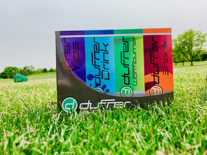 One Dozen Duffer Golf Balls