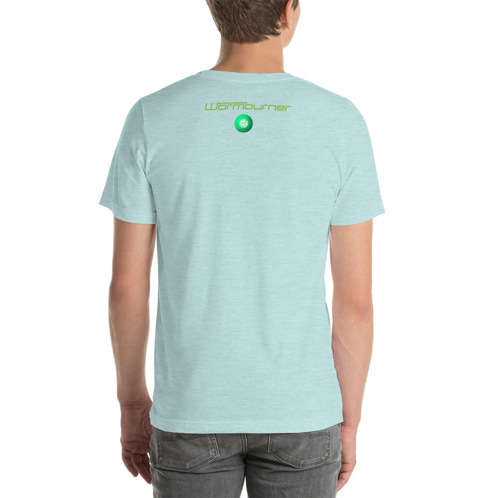 Duffer Wormburner Short-Sleeve Unisex T-Shirt