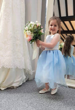 Bespoke Flower girl dresses by Mebo Bridal