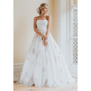 WHITE ROSE BRIDAL R1038