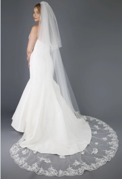 RICHARD DESIGNS VEIL - C511A