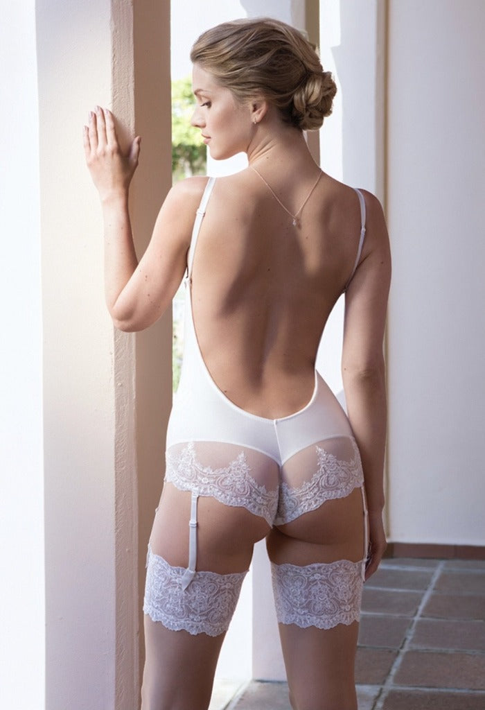 SPECIAL PRICE Ivette Bridal Heritage Backless Body 36030