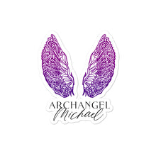 Load image into Gallery viewer, Bubble-free stickers - Archangel Michael