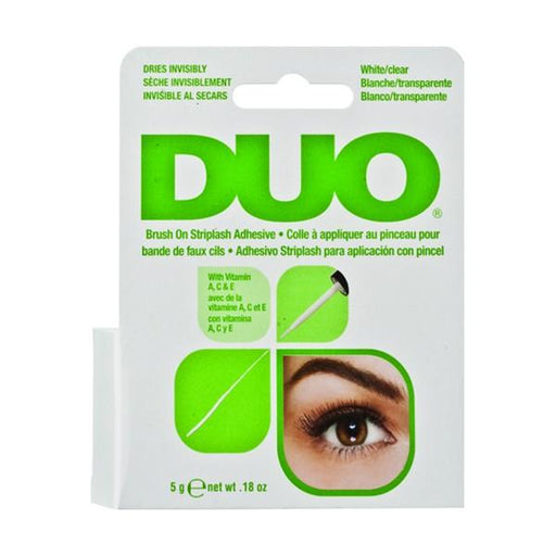 Ardell Duo Brush On Striplash Adhesive Clear
