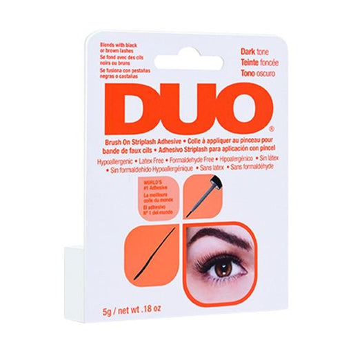 Ardell Duo Brush On Striplash Adhesive Dark