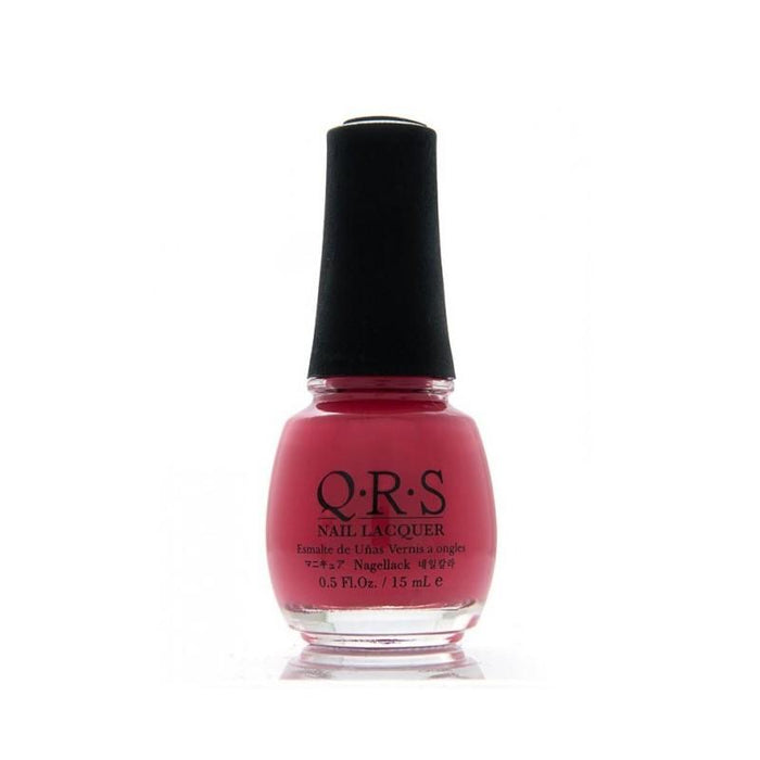 "QRS 282 ""Keep in Touch"" Pink Tone Nail Polish"