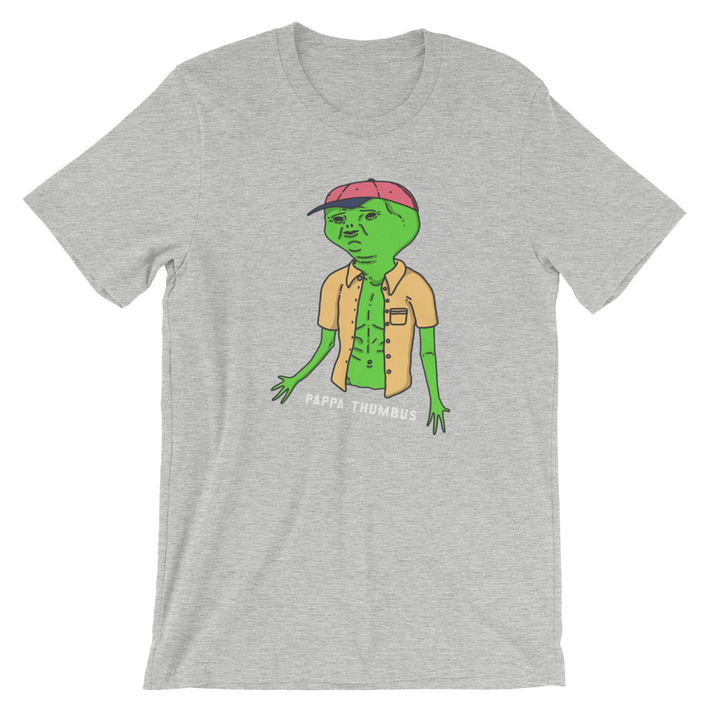 PAPPA THUMBUS - ALIEN DUDE (T-shirt)