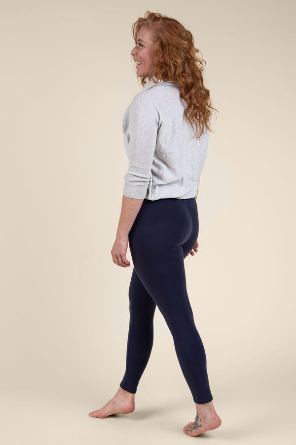 Reprise Aspen Leggings in Midnight