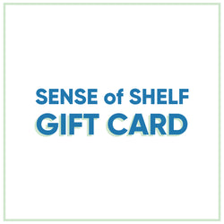 SENSE of SHELF Gift Card