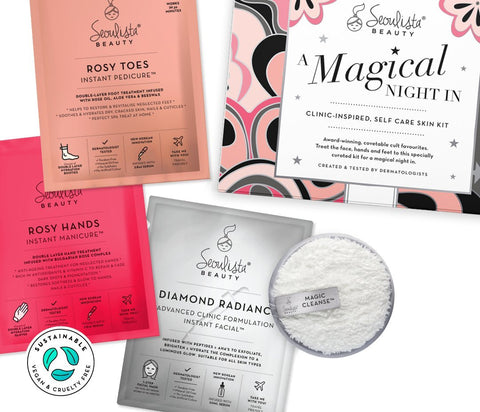 Seoulista Beauty Magical Night In Self Care Edit - Seoulista Beauty