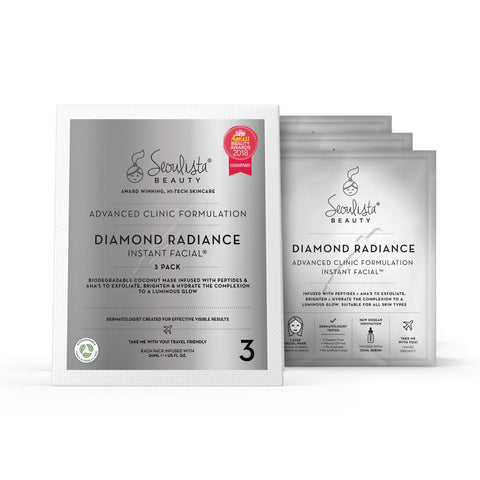 Diamond Radiance Instant Facial™ - Seoulista Beauty
