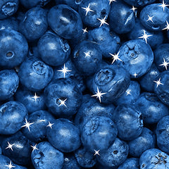 Blueberries in Instant Facial