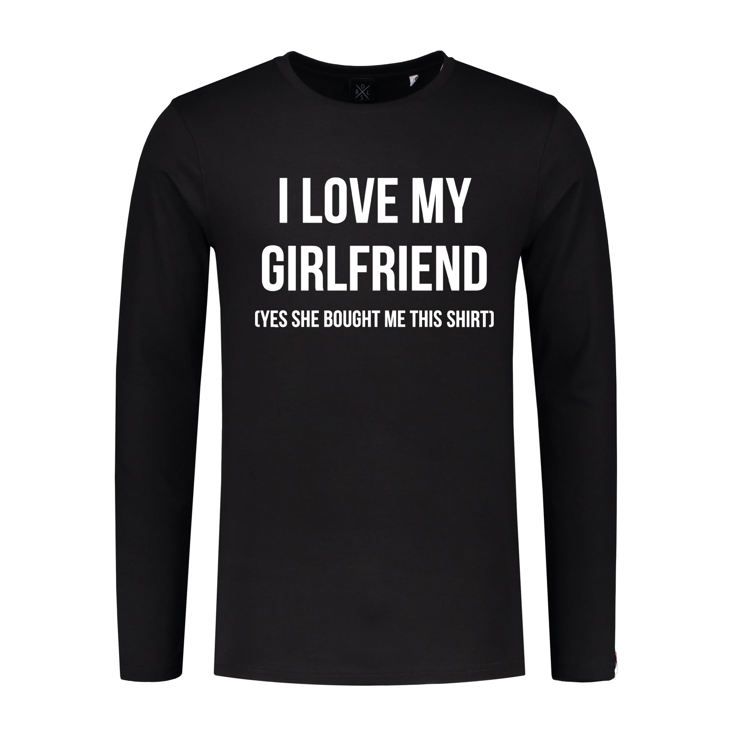 Longsleeve Love My Girlfriend
