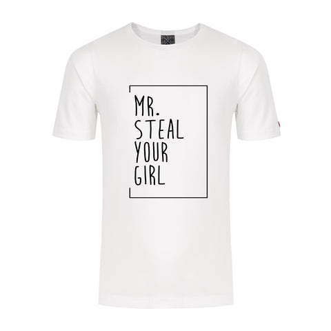 T-Shirt Mr Steal Your Girl