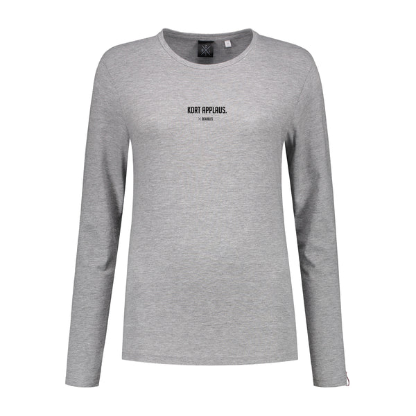Longsleeve Kort Applaus