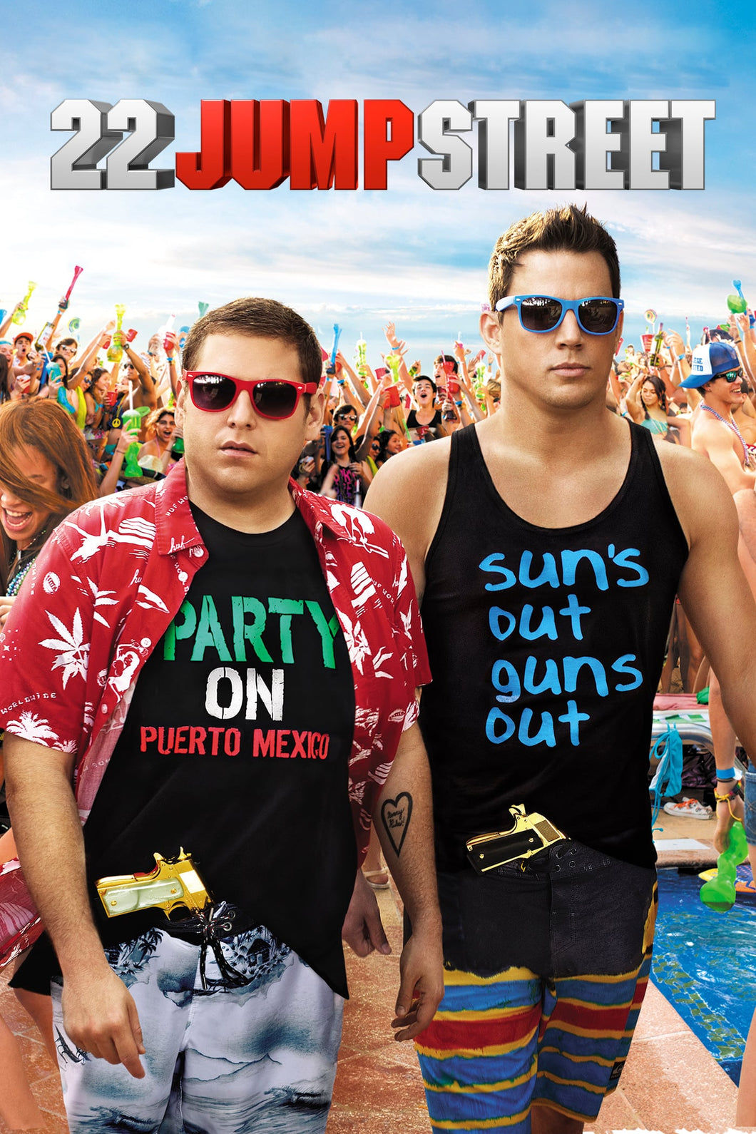 22 Jumpstreet (SD Vudu/iTunes Via MA Redeem)