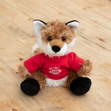 slinky the fox kavik river camp stuffed toy