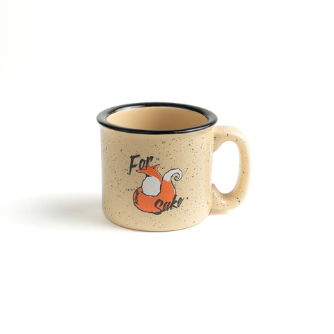 Fox Sake Coffee Mug