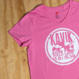 Kavik River Camp Women's T-shirt