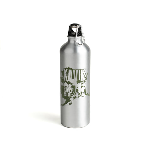 Kavik Logo Water Bottle