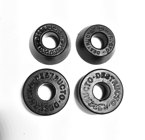 Medium Bushings - Black