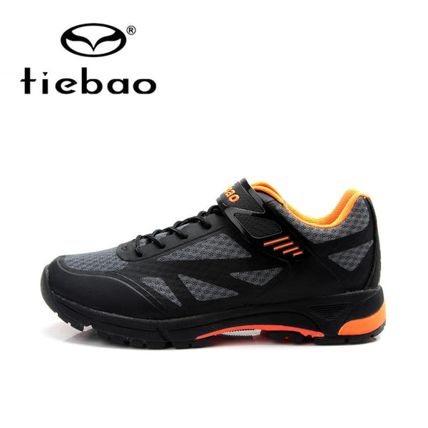 4e14778a04 Tiebao Cycling Shoes Bicycle Professional Athletic Shoes Self-Locking Shoes  Men MTB Bike Shoes zapatillas de ciclismo