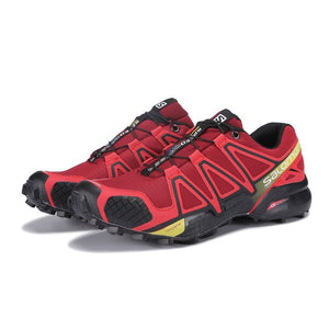1bf260532724 ... High Quality Salomon Men Shoes Speed Cross 4 CS sneakers Men  Cross-country Shoes Black