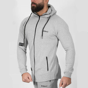 Slim Fit Hoodie and Joggers