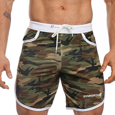 Summer Long Camo Shorts