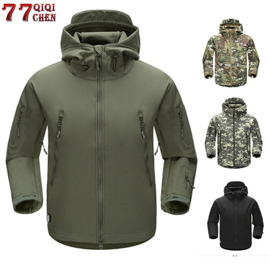 Waterproof Military Winter Jacket