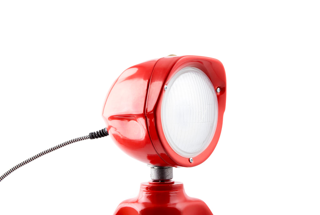 Lampster Color Red