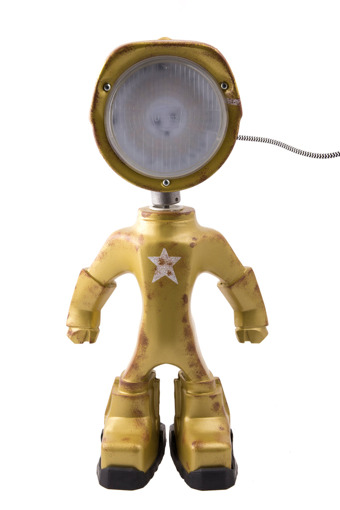 Lampster Army Gold - Lampster