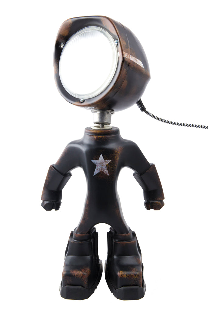 Lampster Army Black - Lampster