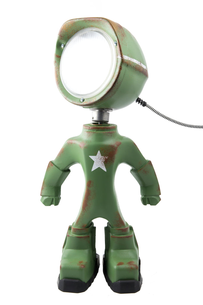 Lampster Army Green - Lampster