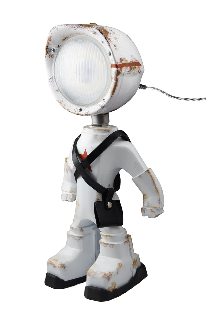 Lampster Army White - Lampster