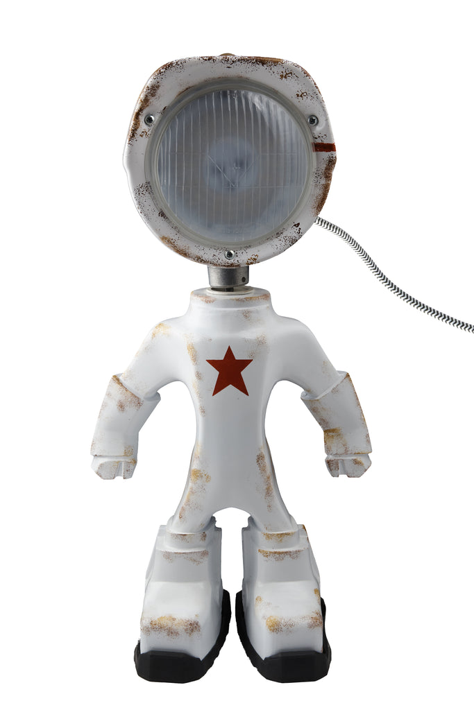 Lampster Army White