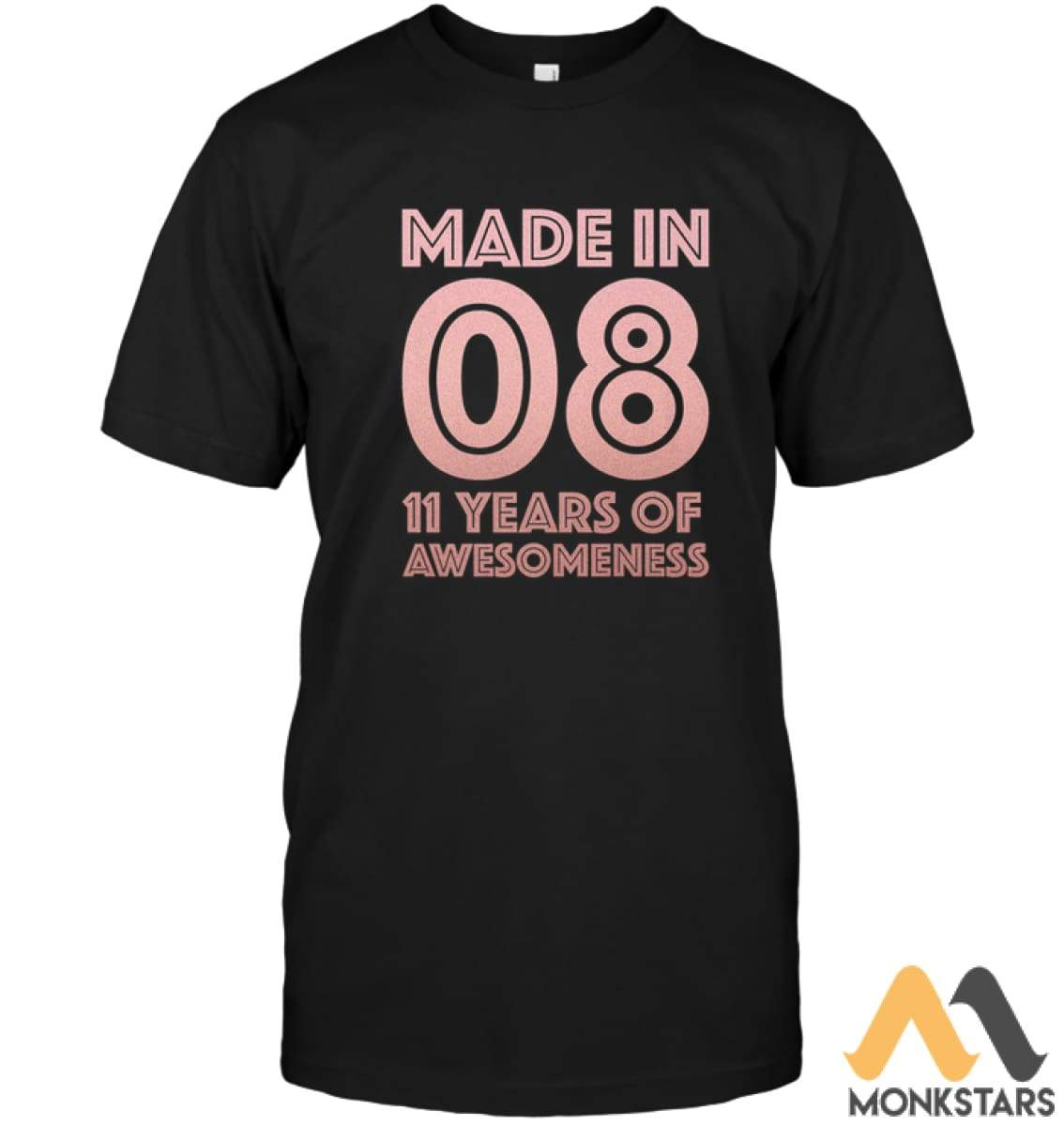 11Th Birthday Shirt Eleven 11 Year Old Daughter Girls Gift Unisex Short Sleeve Classic Tee