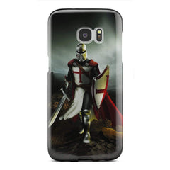 Phone Case - Knight Templar Galaxy S6 Edge Plus