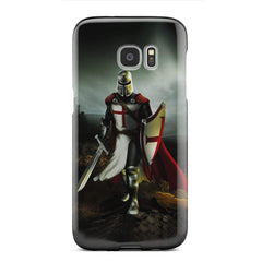 Phone Case - Knight Templar Galaxy S7 Edge