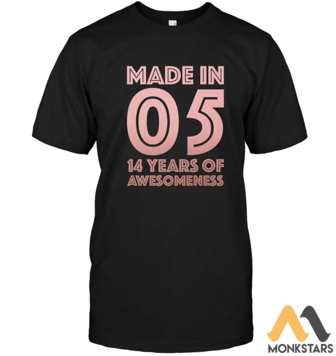 14Th Birthday Shirt Teen Girl Age 14 Year Old Gift Daughter Unisex Short Sleeve Classic Tee