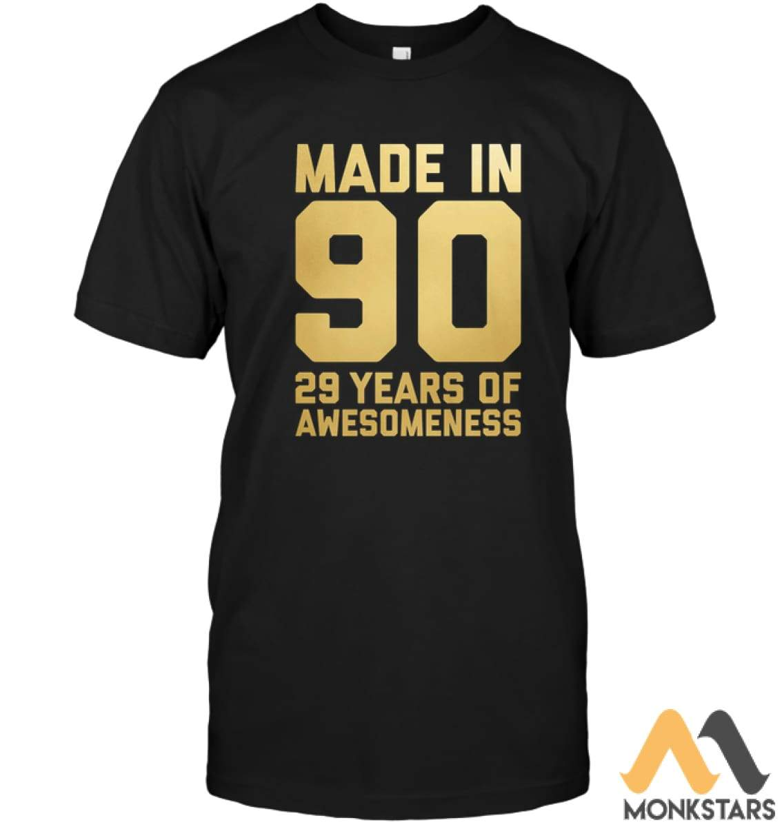 29Th Birthday Shirt Women Men 29 Year Old Gifts Daughter Son Unisex Short Sleeve Classic Tee