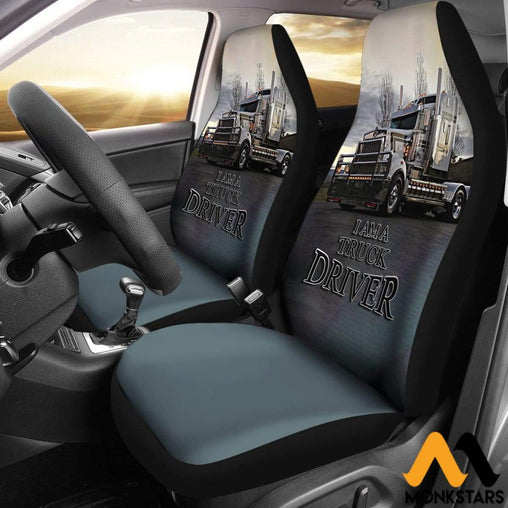 2Pcs Truck Car Seat Cover Covers