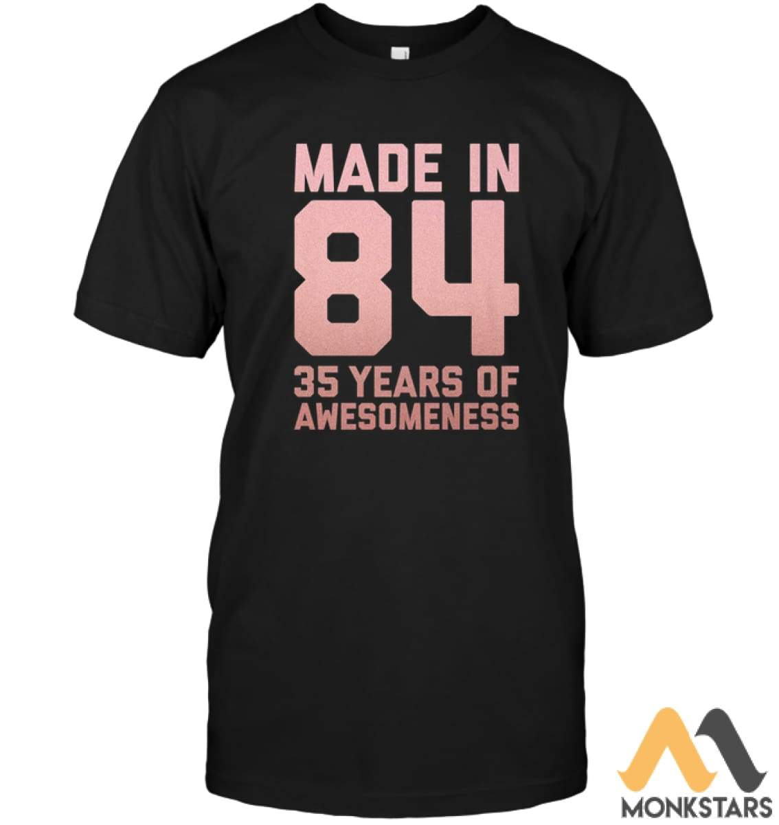 35Th Birthday Tshirt Gifts Women Age 35 Year Old Auntie Mom Unisex Short Sleeve Classic Tee
