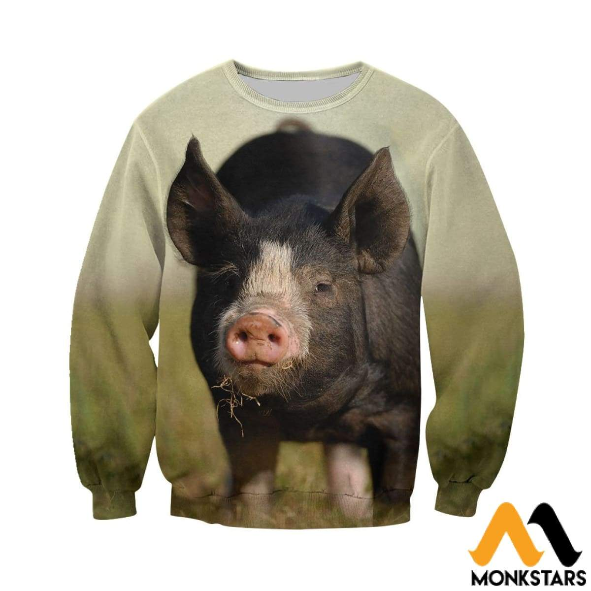 7e1a009b4bde Report Design. Previous. 3D All Over Printed Berkshire Pig Shirts ...