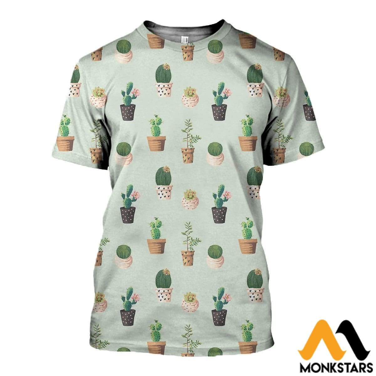 a6683591d689 3D All Over Printed Cactus Clothes - Monkstars Inc.
